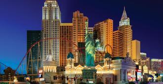 New York-New York Hotel & Casino - לאס וגאס - בניין