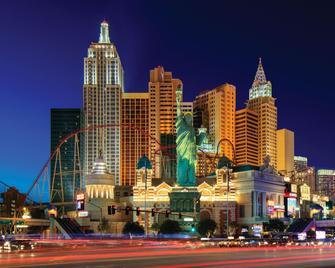 New York-New York Hotel & Casino - Las Vegas - Edificio