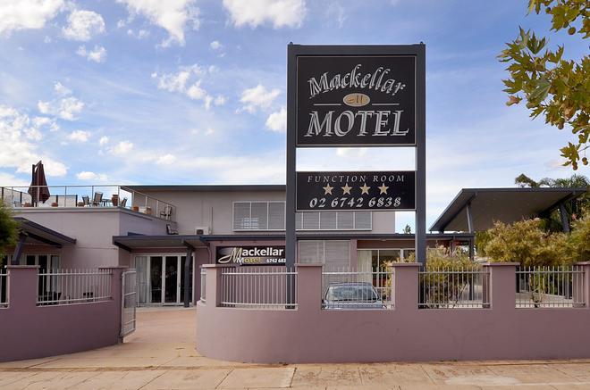 Mackellar Motel - Gunnedah - Building