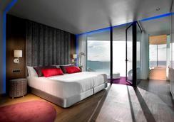 伊維薩硬石酒店 - 桑特霍塞普德薩塔萊阿 - 普拉亞登博薩 - 臥室