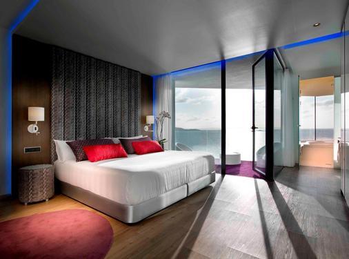 Hard Rock Hotel Ibiza - Sant Josep de sa Talaia - Κρεβατοκάμαρα