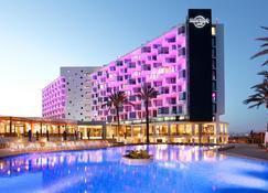 Hard Rock Hotel Ibiza - Sant Josep de sa Talaia - Bygning