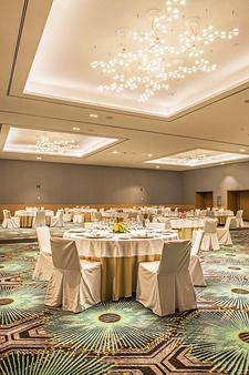伊維薩硬石酒店 - 桑特霍塞普德薩塔萊阿 - 普拉亞登博薩 - 宴會廳
