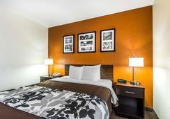 Sleep Inn Springfield - Springfield - Bedroom