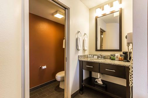 Sleep Inn Springfield - Springfield - Bathroom