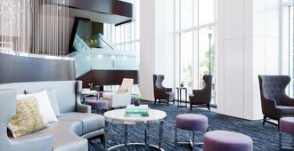 Kimpton Tryon Park Hotel - Charlotte - Sala de estar