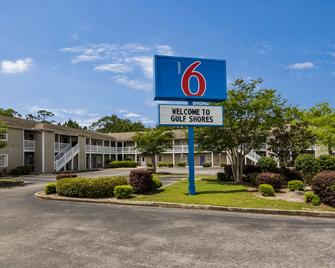 Motel 6 Gulf Shores, AL - Ґалф-Шорс - Building