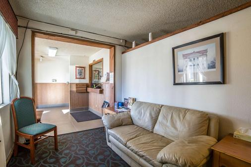 Rodeway Inn - Cheyenne - Phòng khách