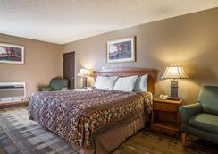 Rodeway Inn - Cheyenne - Phòng ngủ