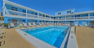 Aqua View Motel - Panama City Beach - Bể bơi