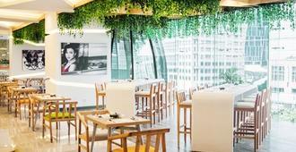 Harris Suites Fx Sudirman - ג'קרטה - מסעדה