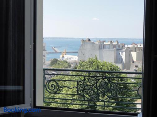 Hotel Bellevue - Brest - Μπαλκόνι