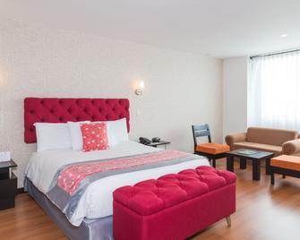 Hotel Varuna - Manizales - Bedroom