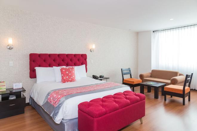 Hotel Varuna - Manizales - Phòng ngủ