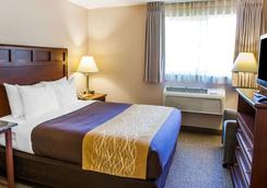 Comfort Inn - Kirkland - Bedroom