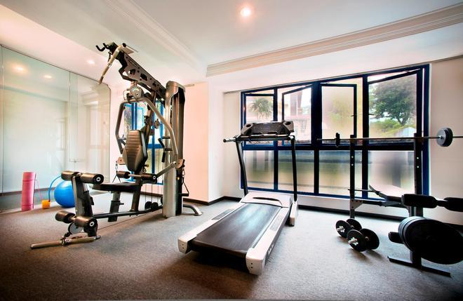 Harbour Ville Hotel - Singapore - Gym
