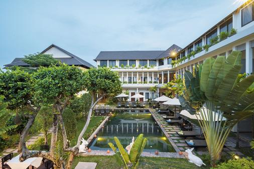 Ompil Angkor Residence - Siem Reap - Building