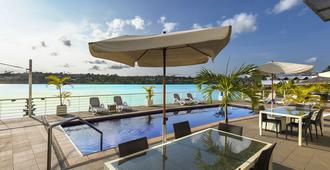 Chantillys on the Bay - Port Vila - Piscina