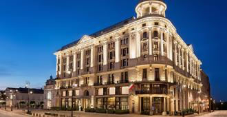 Hotel Bristol, a Luxury Collection Hotel, Warsaw - Warszawa - Bygning