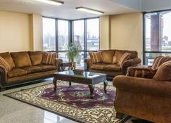 Clarion Inn - Kalamazoo - Sala de estar