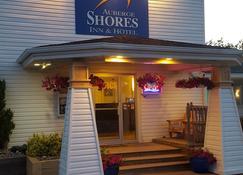 Auberge Shores Inn & Hotel - Shediac - Rakennus