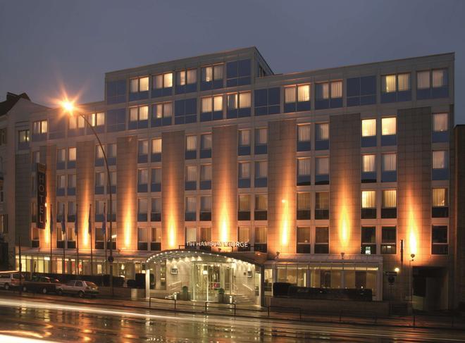 NH Hamburg Mitte - Hamburgo - Edificio