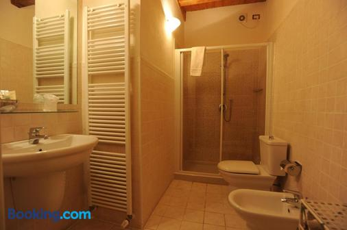 Albergo Orologio - Brescia - Bathroom