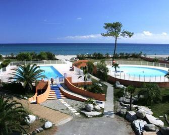 Adonis Borgo - Residence Cala Bianca - Borgo - Bazén