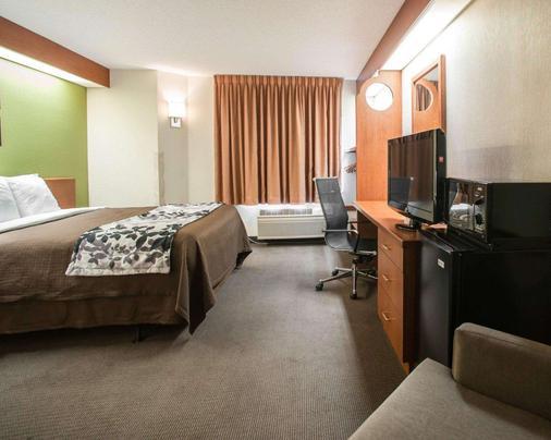 Sleep Inn - Murfreesboro - Schlafzimmer