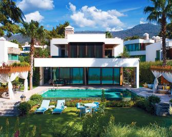 Vhillas Private Luxury Villa Azur - Torba - Pool