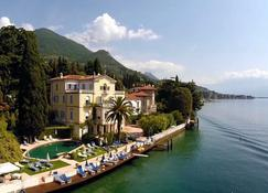 Hotel Monte Baldo e Villa Acquarone - Gardone Riviera - Vista esterna