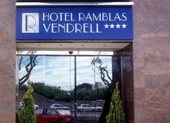 Ramblas Vendrell - El Vendrell - Buiten zicht