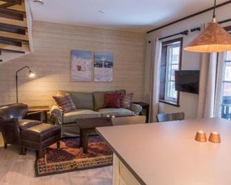 Vemdalsskalets Högfjällshotell & lägenheter - Vemdalen - Living room