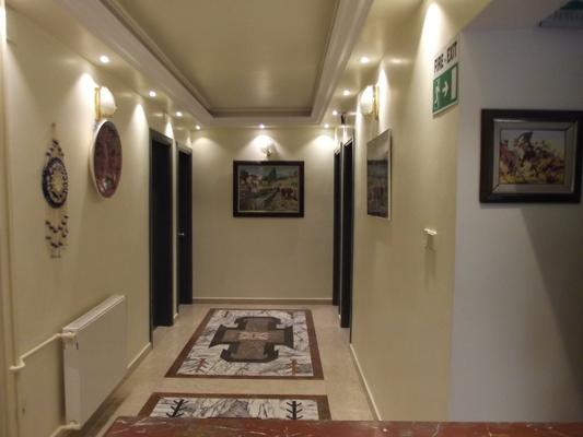 Hal-Tur Hotel - Pamukkale - Aula