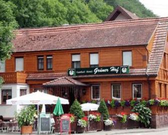 Grüner Hof - Zell am Harmersbach - Gebäude