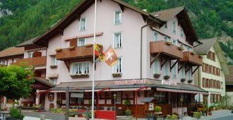 Hotel Rössli - אינטרלאקן - בניין