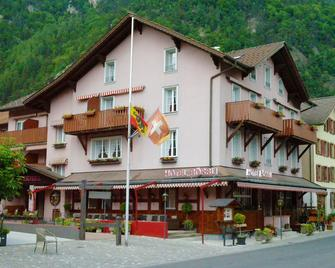 Hotel Rössli - Interlaken - Building