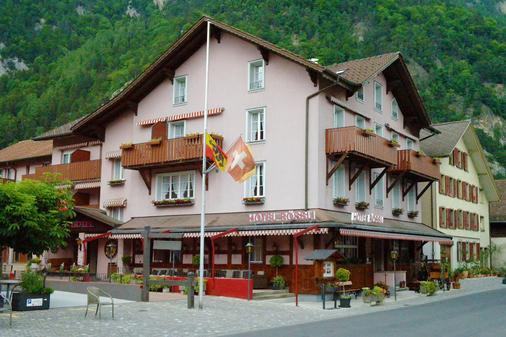 Hotel Rössli - Interlaken - Rakennus