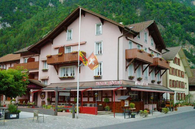 Hotel Rössli - Interlaken - Building