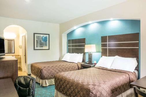 Days Inn Humble - Humble - Bedroom