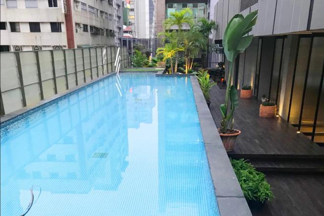 樹屋旅店 - 高雄市 - 游泳池