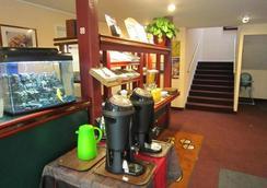 博茹瓦爾南特快速宮殿酒店 - 南特 - 南特 - 餐廳
