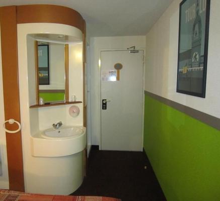 博茹瓦爾南特快速宮殿酒店 - 南特 - 南特 - 浴室