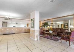 Quality Inn & Suites - Waycross - Lobby