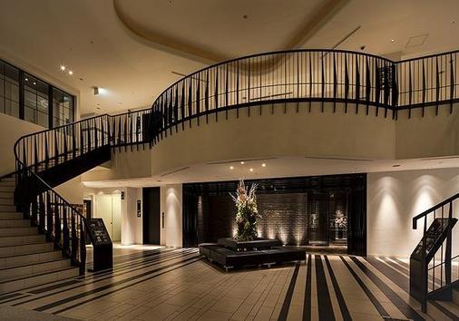 Daiwa Roynet Hotel Yokohama-Koen - Jokohama - Aula