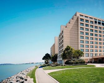 San Francisco Airport Marriott Waterfront - Burlingame - Gebouw