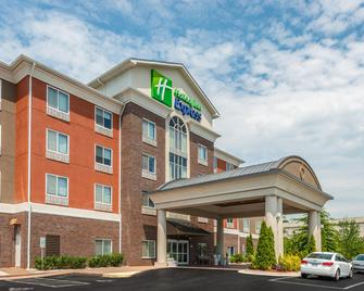 Holiday Inn Express & Suites Statesville - Statesville - Building