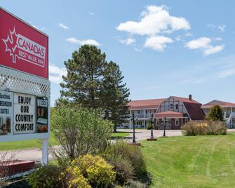 Canadas Best Value Inn & Suites Summerside - Summerside - Building