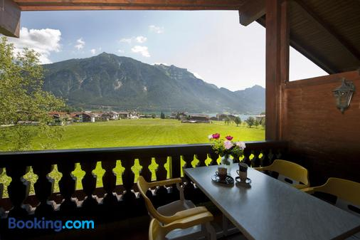 All Suite Hotel Garni Leithner - Pertisau - Balcony