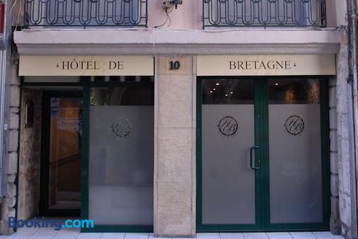 Hotel de Bretagne - Lyon - Building